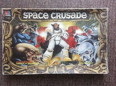 Space Crusade Board Game By Games Workshop Approximately 65% Complete (3) • 35£