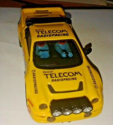 Scalextric Ford RS200 British Telecom - Good Condition • 8.99£