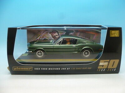 Pioneer P085 Bullitt Mustang Type 1 50th Anniversary Edition, Mint • 75£
