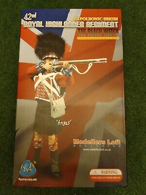 1/6 Napoleonic Black Watch Angus • 150£