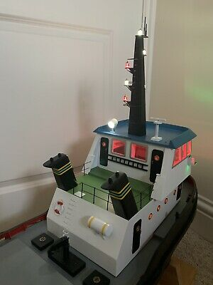 Large Remote Controlled Model Tug Boat, With Spektrum D6 Controller • 499£