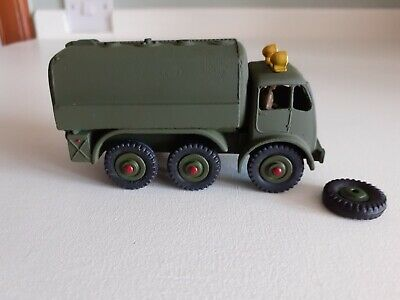 Dinky Military Code 3 Foden S.W.B Tanker • 10.99£