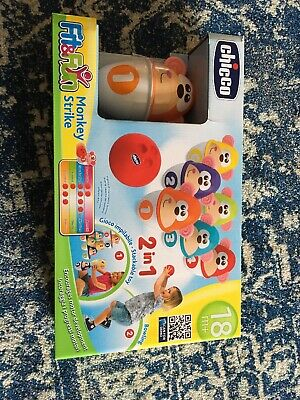 NEW Chicco Monkey Strike Activity Game 18m+  • 7.99£