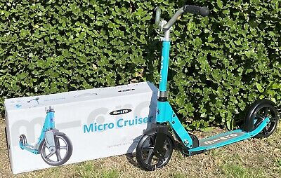Micro Cruise Scooter With Box.  Immac Cond. • 55£