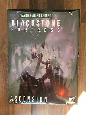 Blackstone Fortress: Ascension WARHAMMER QUEST(Expansion Pack) • 69.99£