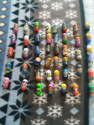 JA RU JUMPING BEANS With Rare Ones • 2£