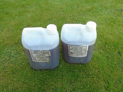 2 Gallons Southern Modelcraft 10% Fully Synthetic Glow Fuel • 10£