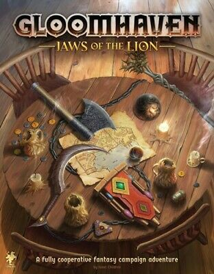 Gloomhaven Board Game: Jaws Of The Lion • 45.98£