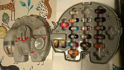Moose  Mighty Beanz Inc STAR WARS Beans In Millenium Falcon Case • 35£