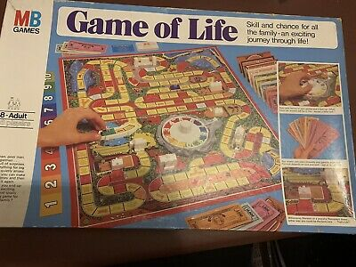 Vintage 1978 Game Of Life Board Game Complete • 15.99£