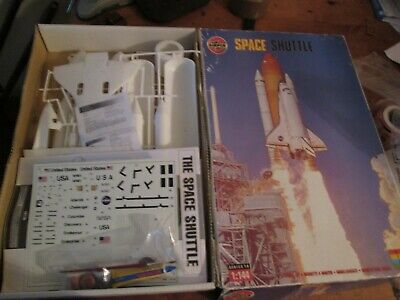 Vintage Airfix Space Shuttle Model Kit 1/144 Scale  • 29.99£