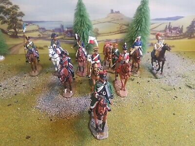Del Prado Cavalry Of The Napoleonic Wars Multi-listing.#4 • 10£