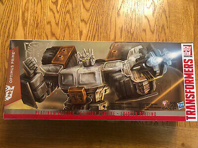 Transformers Platinum Edition Generations Optimus Prime 2015 Year Of The Goat • 29.99£