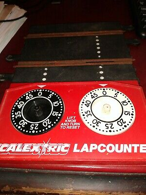 Scalextric Lap Counter From 1986 • 15£