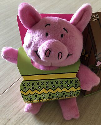 Small Percy Pig Plush Soft Toy + Comes With A Bag Of Percy Pig Sweets BRAND NEW • 24.99£