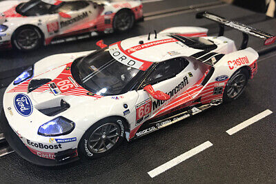 27619 Carrera Evolution Ford GT Race Car - No.66 - New & Boxed • 45£