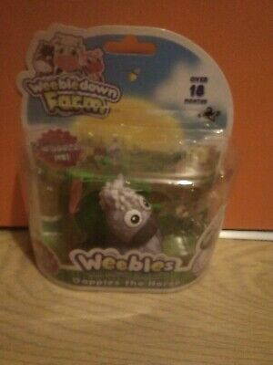 Weebledown Farm Weebles - Dapples The Horse  • 6.99£