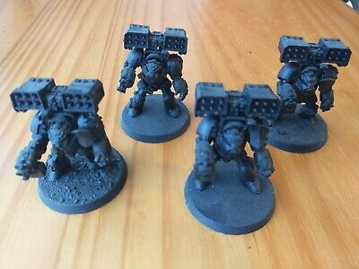40k Terminators With Cyclone Missile Launchers (X4) • 0.99£