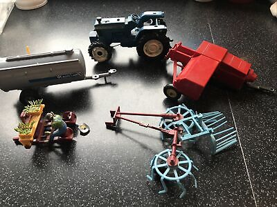 Britains Farm Small Job Lot • 6.50£