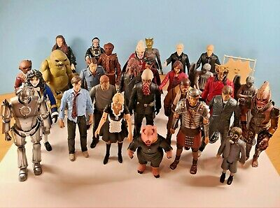 DOCTOR Dr WHO FIGURES 5  . Multi Listing . ALL £2.69 EACH . Combine Postage  • 2.69£