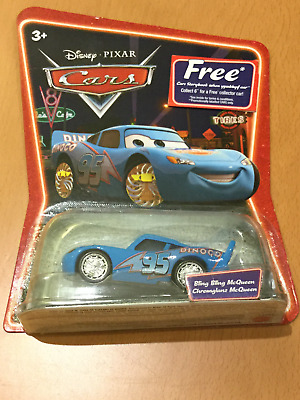 Disney Pixar Cars  BLING BLING McQueen ..NEW.. Shipped Out In A Box • 10£