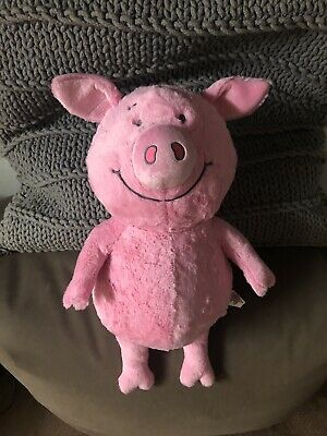 Percy Pig Soft Plush Toy Marks And Spencer M&S BNWT 2020 60CM • 25.99£