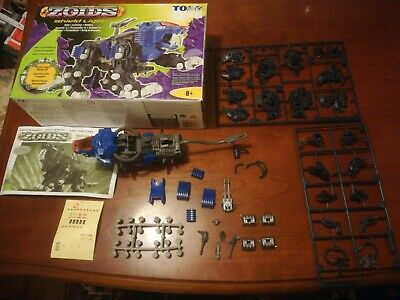 Tomy Zoids Shield Liger Boxed • 40£