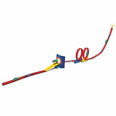 Maisto Double Loop Challenge New Cars Track Fun Gift • 16.69£