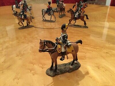 Del Prado Painted Soldier. Sergeant, British Light Dragoon's, 1795. • 8.25£