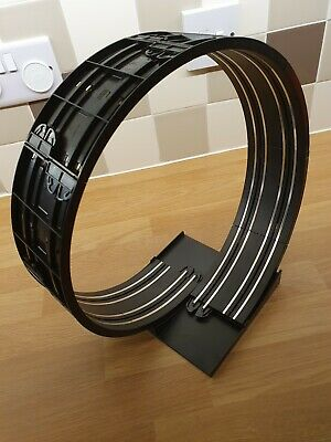 MICRO SCALEXTRIC Loop The Loop Set New Style Track • 13£