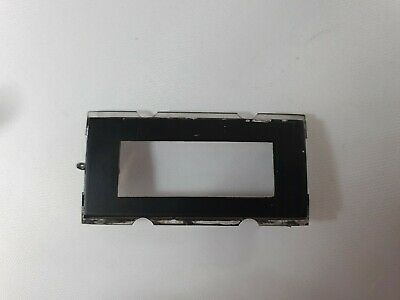 Scalextric  Electronic Lap Counter Replacement Outer Screen • 2£