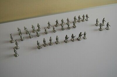 Job Lot Of Rare Les Higgins Napoleonic Wargaming Metal Soldiers • 9.99£