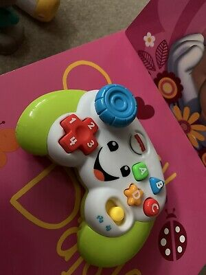 Fisher Price Game Controller Toy • 1.30£