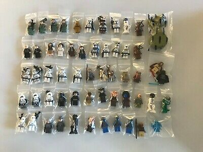 Official Lego Star Wars Minifigures – Selection • 29.95£