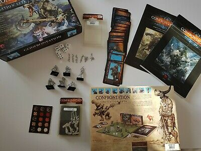 Confrontation Initiation Box (incomplete?) Rackham Warhammer Miniatures Fantasy • 35£