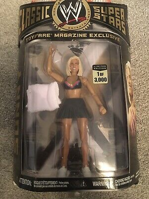 WWE Classic Superstars - 1 Of 3000 Sunny Figure MOC - Toyfare Exclusive • 17.04£