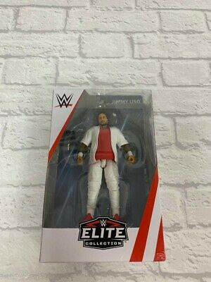 WWE Jimmy Uso Elite Collection Wrestling Figure Brand New • 15£
