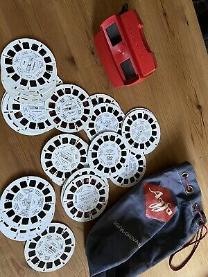 Agfa View Master And Reels • 7.50£