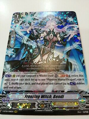 Freezing Witch, Bendi - V-BT10/008EN - RRR Vanguard • 8£