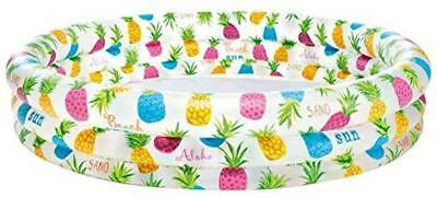 Intex Inflatable Swimming Pool - Pineapple Design 52  X 11  • 20.12£