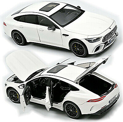 Mercedes AMG Gt 63 S 4MATIC+2018-20 Type: X 290 White 1:18 Norev 183445 • 96.93£