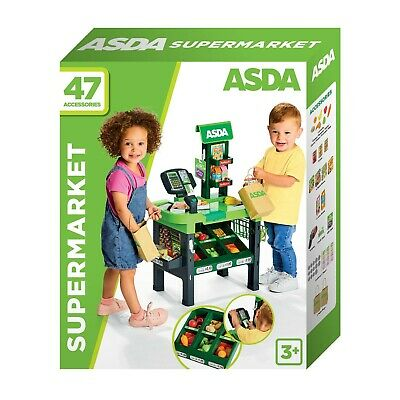 ASDA Supermarket Toy Checkout  • 49.99£