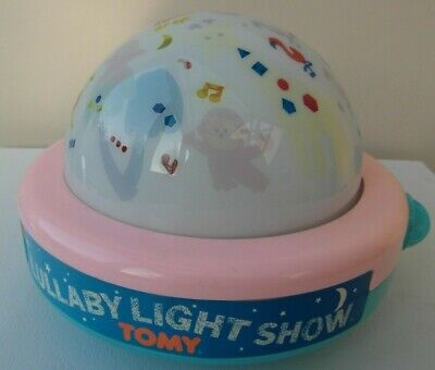 Vintage Original Tomy Toys First Fun Lullaby Light Show 1987 VG Working Order!!! • 44.99£