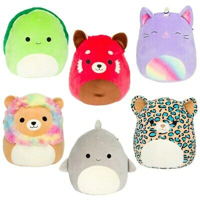Squishmallows Squad 4 Series 4 Super Soft 7.5  Plush Toy - Choose Character • 10.99£