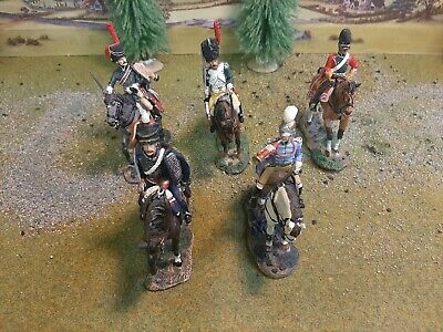 Del Prado Cavalry Of The Napoleonic Wars.Multi- Listing No's 90-94 • 11£