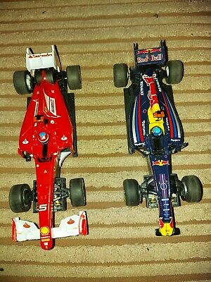 3 Scalextric Cars In Used Condition  • 13.50£