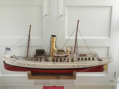 Radion Controlled Model Boat The Schaarhorn Used • 200£