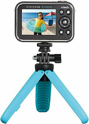 VTech KidiZoom Studio (Red) Video Camera For Children With Fun Games Kids Gift • 84.99£