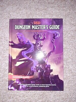 D&D Dungeon Master's Guide UNUSED DUNGEONS AND DRAGONS • 22£