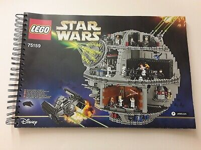 Lego !!  Instructions Only !! For 75159 Usc Death Star • 39.99£